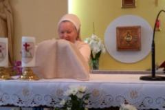 Przygotoanie do Mszy świętej