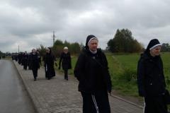 Pielgrzymka do obozu w Oświęcimiu (3)