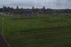 Pielgrzymka do obozu w Oświęcimiu (4)
