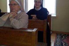 Matka Klara i s. Wiesława